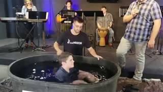 The Mission Church Baptisms 10/28/2018