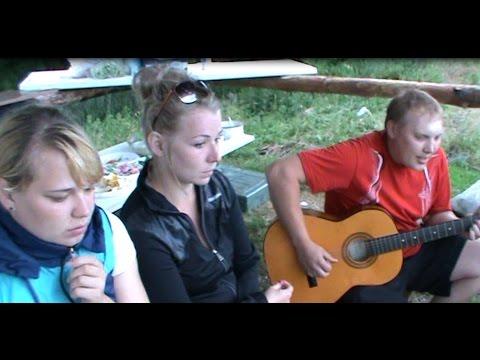 Походные песни - Чечня в огне