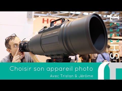 Comment choisir son appareil photo | SHOOT | nowtech.tv