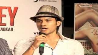 Music Launch Of Blood Money - Kunal Khemu & Mahesh Bhatt