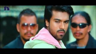 Rachaa - Ram Charan, Ravi Babu Comedy Fight Scene - Racha Movie Scenes - Ram Charan, Tamanna