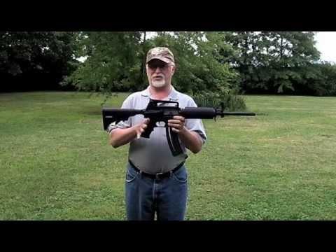 Colt M4 Carbine .22LR Review