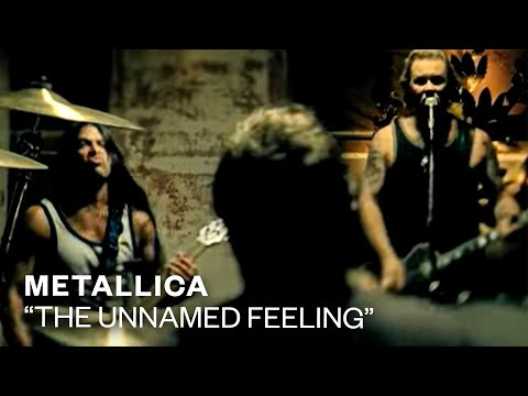 Metallica The Unnamed Feeling retronew