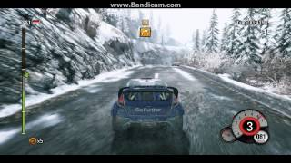 World Rally Championship 3 - Ford Fiesta RS WRC - Gameplay