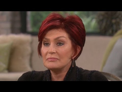 Sharon Osbourne on Ozzy:  'I Never Knew He Was Using Prescription Drugs'