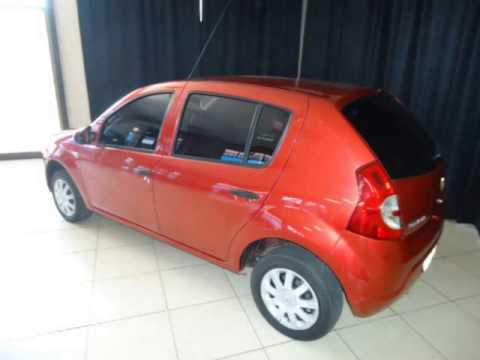 2010 RENAULT SANDERO 1.4 RADIO CD PLAYER , USB , AUX. Auto For Sale On Auto Trader South Africa
