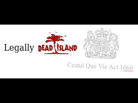 MUST SEE Cestui que Vie Act 1666 the act that declared us all dead thus making us all corporations!