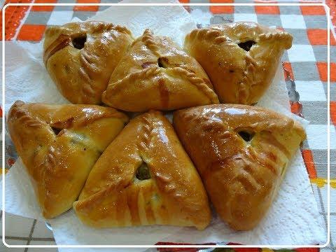 ТРЕУГОЛЬНИКИ или ЭЧПОЧМАК - Татарское национальное блюдо
