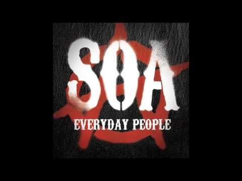 Everyday People - The Forest Rangers & Katey Sagal ( Sons Of Anarchy Season 6 OST))