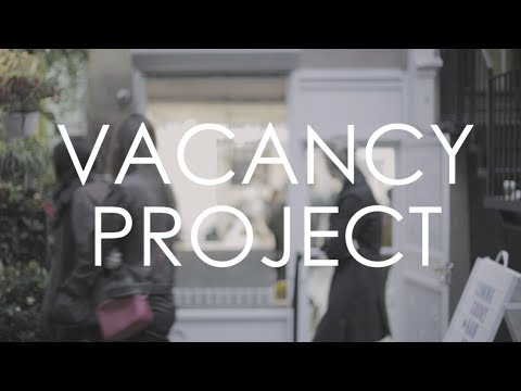 [美容室動画ASSORT] VACANCY PROJECT PRE OPEN 2016