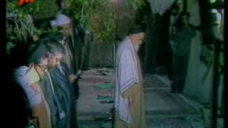Imam Khomeini Praying Maghrib in the 80's.