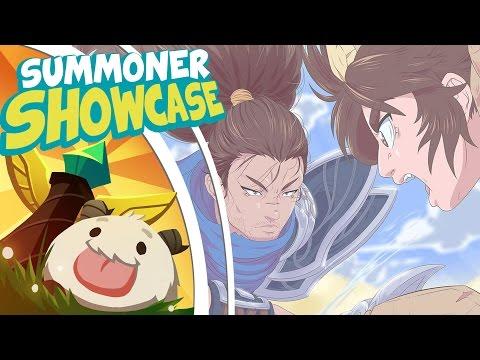 Threshrun.gif | Summoner Showcase /ALL Chat [League of Legends]