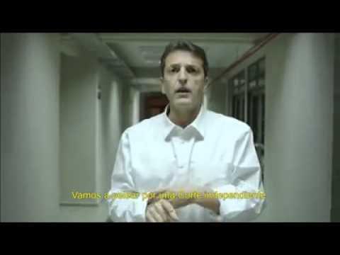 Spot Frente Renovador - Sergio Massa, PELEA