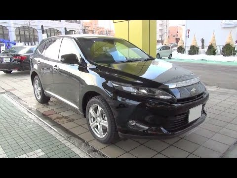2013 New TOYOTA HARRIER - Exterior & Interior