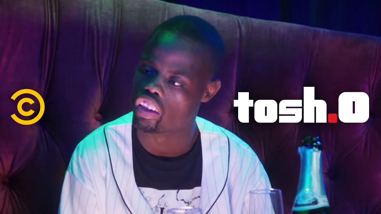 Tosh.0 - CeWEBrity Profile - Welven Da Great