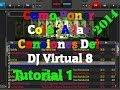 Tutorial 1- Del Virtual DJ 8/Como Colocarle Color a Las Canciones Facil!! 2014