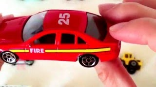 Learning Street Vehicles Names for Kids with Baby Chillax   Cars, Trucks with Sounds.