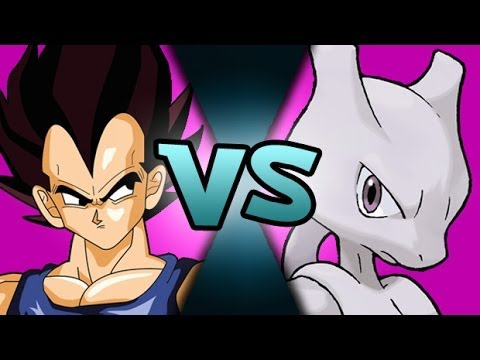 Vegeta VS Mewtwo? | DEATH BATTLE vs SILVERMANIA! | ScrewAttack!