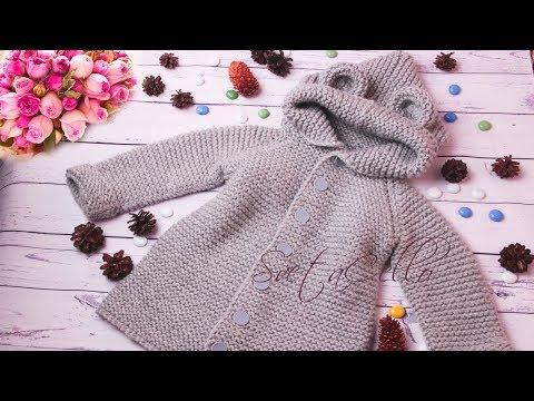 Мастер класс вязание пальто детское для 989
