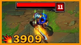 Perfect One Shot Compilation - League of Legends