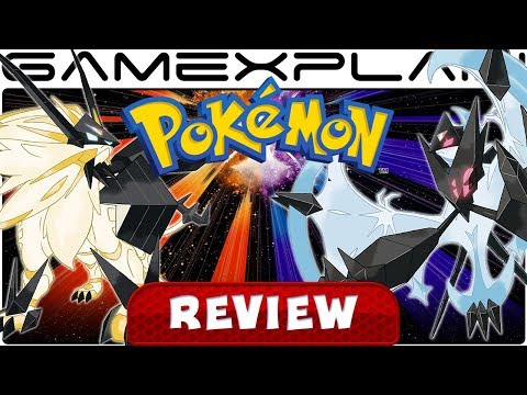 Pokémon Ultra Sun & Ultra Moon - REVIEW (3DS)