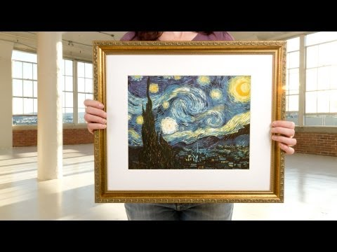 from van gogh to rothko in 30 seconds