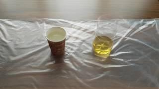 Çamaşır suyu ile cinsiyet testi - evde cinsiyet testi