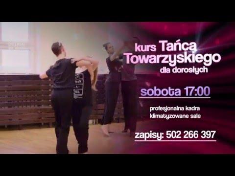 Kurs Tańca Towarzyskiego Dla Dorosłych