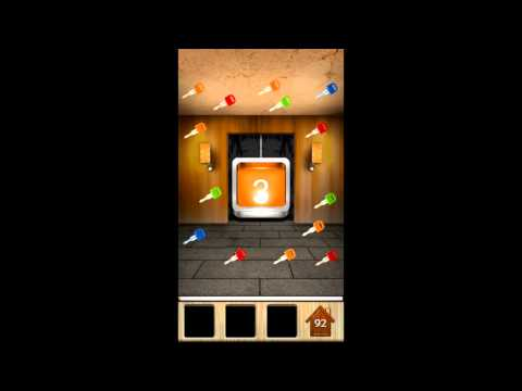100 Doors - Level 92 Walkthrough - Pixel Delight Studios