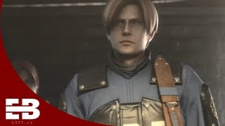 Leon S. Kennedy evolution in Resident Evil series