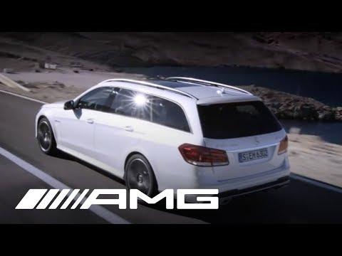 E 63 AMG Trailer