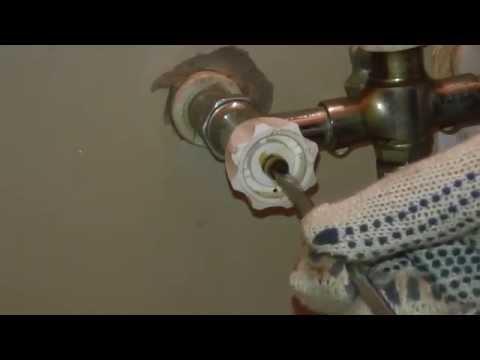 Ремонт керамического вентиля своими руками 21