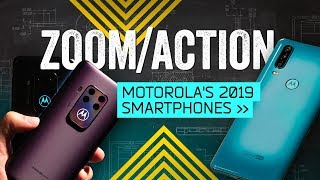 """Action"" & ""Zoom"" For Under $500 – Motorola's New Phones"