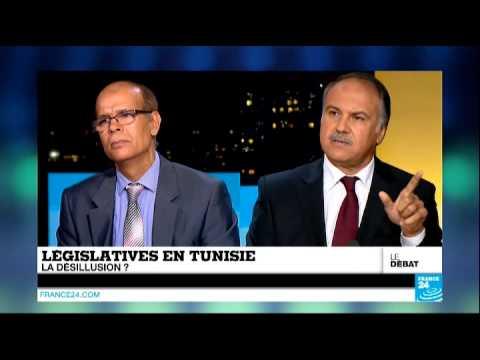 Législatives en Tunisie, la désillusion ? - #DébatF24 (Partie 1)