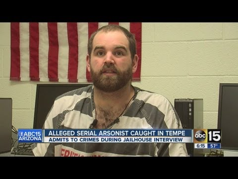 One-on-one with serial arsonist