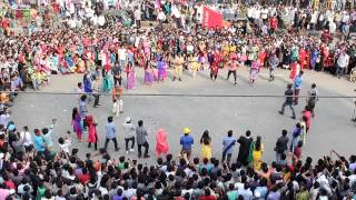 ICC T20 World Cup Bangladesh 2014- Flash Mob Leading University, Sylhet