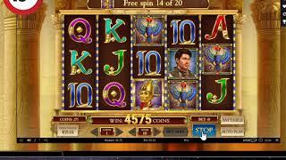 Online Casino Slots, Book of Dead big WIn Bonus