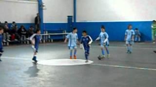 Ateneo contra BS AS local 36gol de Lauti