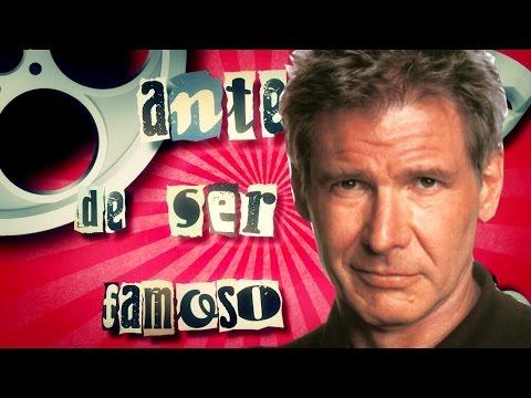 Antes de ser famoso - Harrison Ford