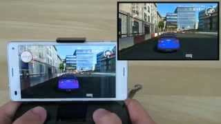 How to screen record using Sony Xperia Z3 / Z3 Compact