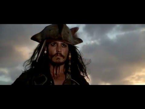 Пираты Карибского моря.  Лучшие моменты #1  Pirates of the Caribbean. Best moments