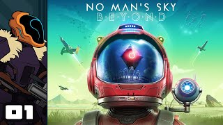 Let's Play No Man's Sky Beyond - PC Gameplay Part 1 - Perpetual Improvement