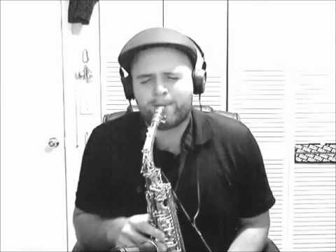 My Heart Will Go On (Titanic) Celine Dion (Saxophone Cover)