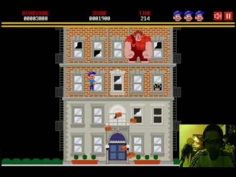 Ralph El Demoledor Juego Fix-It Felix Jr con Warrior98id