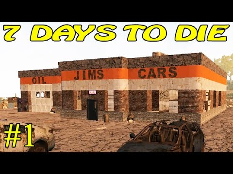 7 Days to Die ► Начало ►#1 (16+)