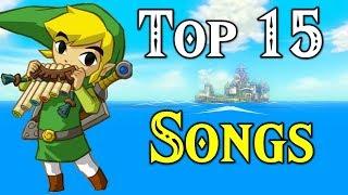 Top 15 Zelda Songs