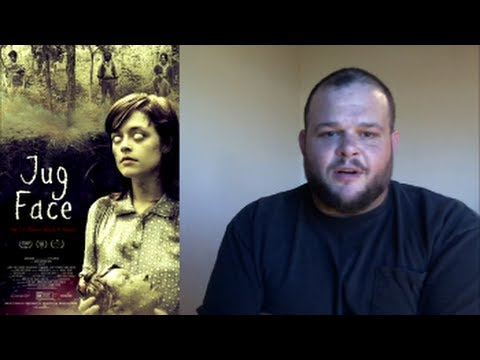 Jug Face movie review (2013) horror supernatural cult aka The Pit
