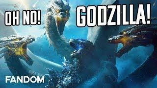 Box Office Tramples Godzilla | Charting with Dan!