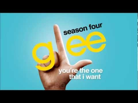 Glee Cast - Youre The One That I Want