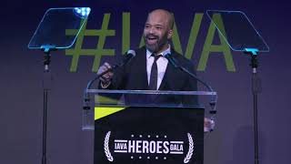 IAVA 2018 Heros Gala HBO Video + Jeffery Wright Speech